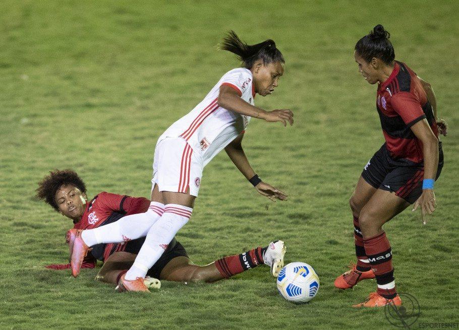 Brasileirão Feminino com alta qualidade
