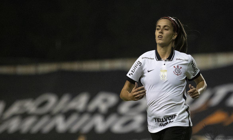 Corinthians impecável no Brasileiro FEminino