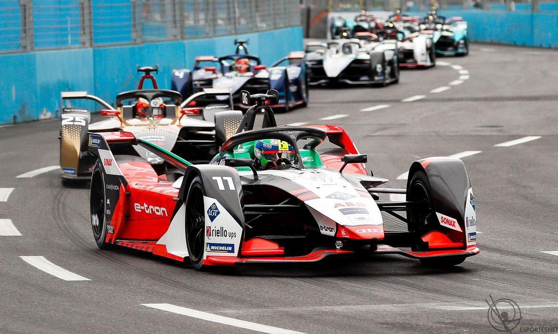 Fórmula E - Eprix de Roma de 2021