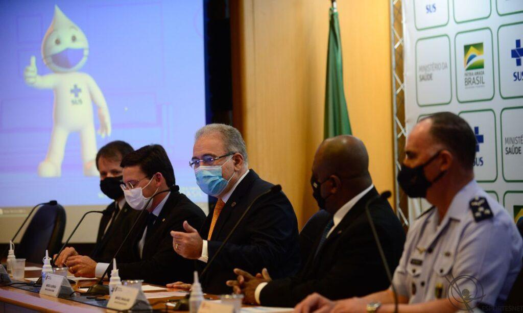 Governo federal anuncia vacinação para delegação que vai a Tóquio