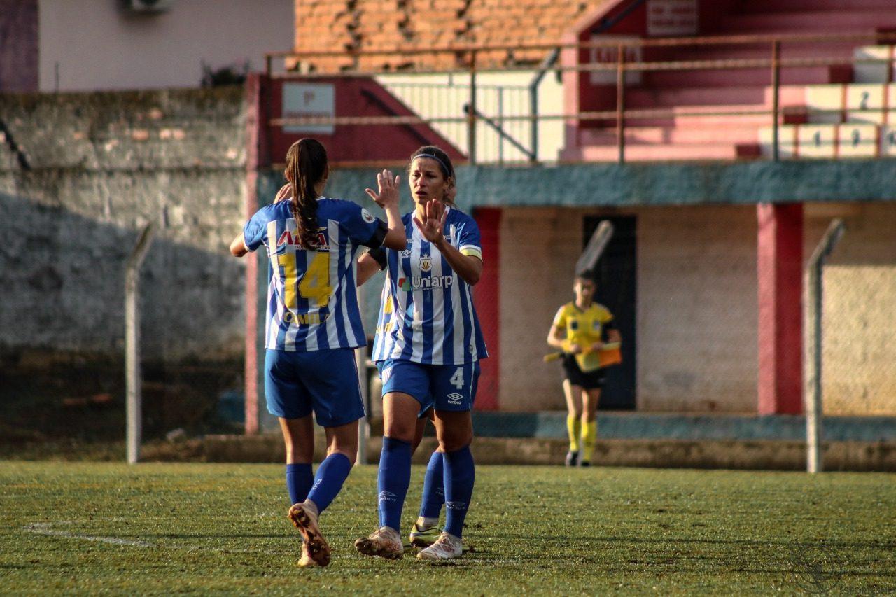 Camila Avaí/Kindermann Futebol Feminino WP Assessoria