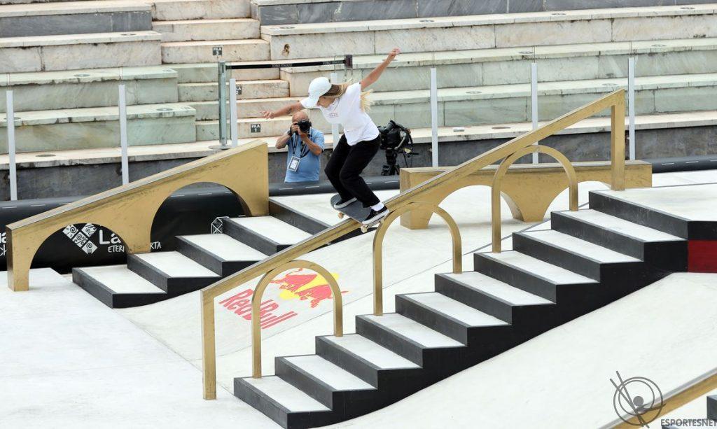 Brasil Skate Street Ariadne Souza