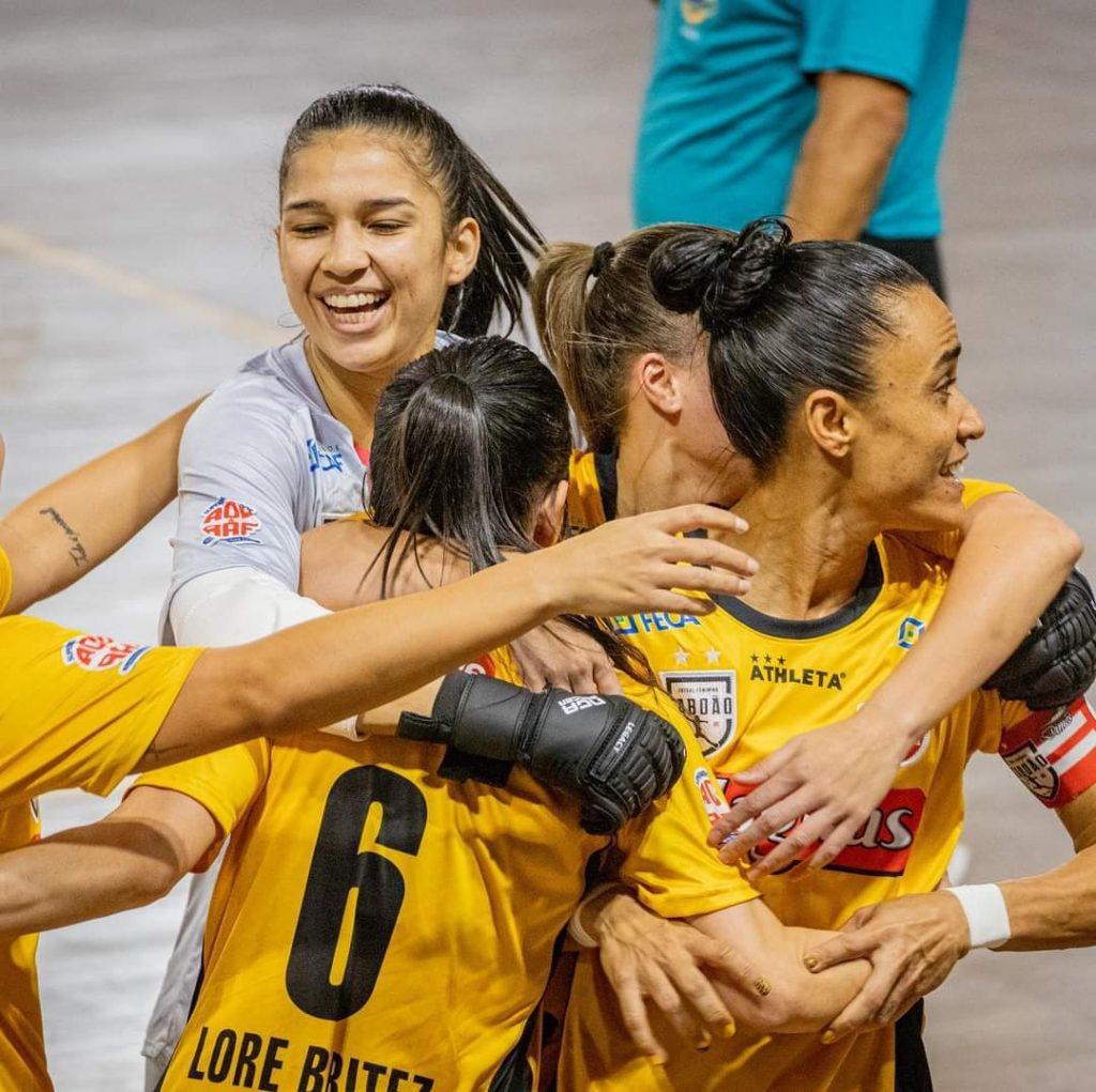 Futsal Feminino de Taboão